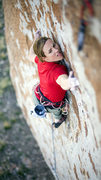 Rock Climbing Photo: pinkus organic