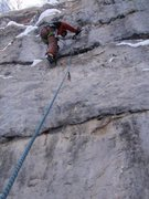 Rock Climbing Photo: BG with limited style. Photo by Griz.