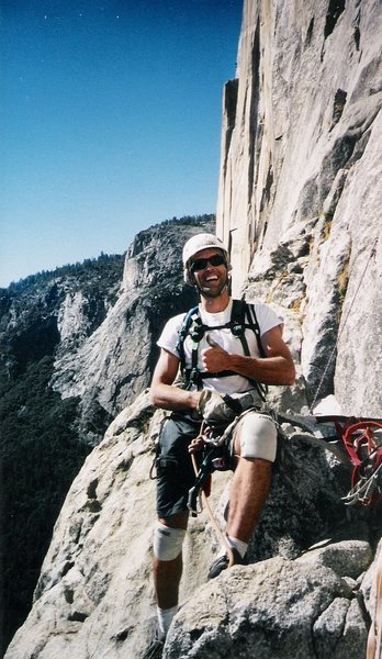 Rock Climbing Photo: Mammoth El Cap