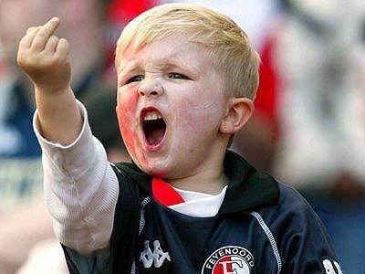 I love this kid.