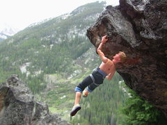 Rock Climbing Photo: We adopted this one....