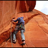 David Bloom starts up the double roof of Turkish Delight in Sedona, AZ.