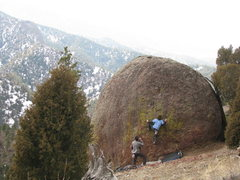 Rock Climbing Photo: Tim F on Eggman.