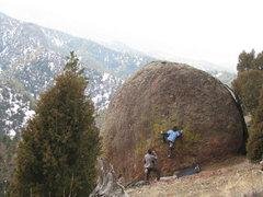 Rock Climbing Photo: Tim F on Eggman.