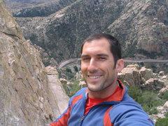 Rock Climbing Photo: profile1