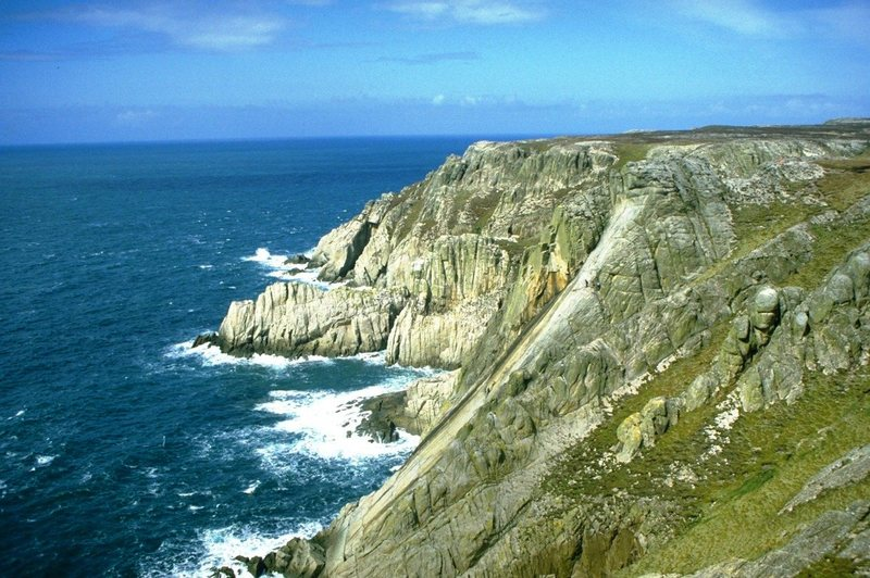 Rock Climbing Photo: The West Coast of Lundy
