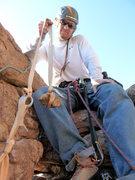 Rock Climbing Photo: bomber!