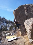 Rock Climbing Photo: Enjoying a nice day.