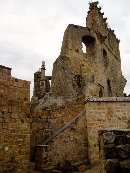 Rock Climbing Photo: The Castle