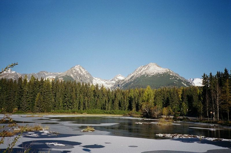 Rock Climbing Photo: Tatras