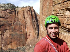 Rock Climbing Photo: Zion