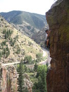 Rock Climbing Photo: scepter at the palace
