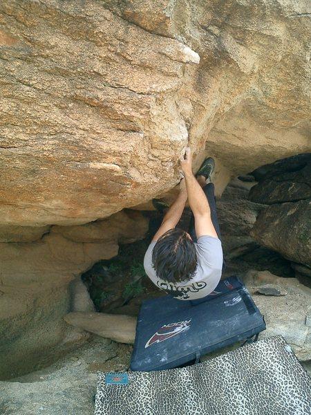 Rock Climbing Photo: Giorgio on Main Attraction