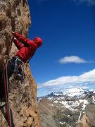 Rock Climbing Photo: Imaginate