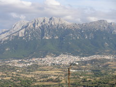 Rock Climbing Photo: Dorgali, the approach to Cala Luna. Thousands of u...
