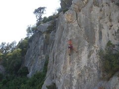 Rock Climbing Photo: Cala Fiuli