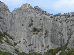 Rock Climbing Photo: Poltrona area, basically in town, can you find the...