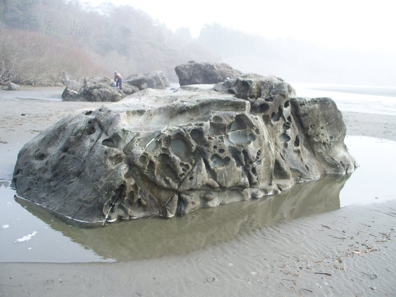 Rock Climbing Photo: north cal
