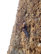 Rock Climbing Photo: Albawi, the moderate crag.