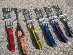 Rock Climbing Photo: Set of Metolius cams for sale
