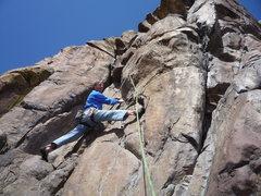 Rock Climbing Photo: HTGT or Toura Obscura?