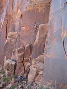 Rock Climbing Photo: splitter goodness