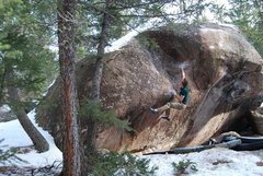 Rock Climbing Photo: TCamillieri on Get Over It Super Sit.  Photo: Eliz...