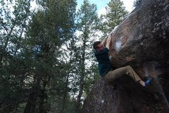 Rock Climbing Photo: TCamillieri on Get Over It Super Sit.  Photo:  Eli...