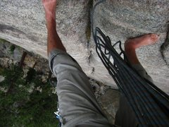 Rock Climbing Photo: Fat City.