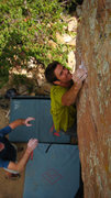 Rock Climbing Photo: Craig Demartino on talent scout