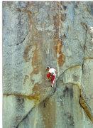 Rock Climbing Photo: BITD Spuds, my first of many trips to the City - l...