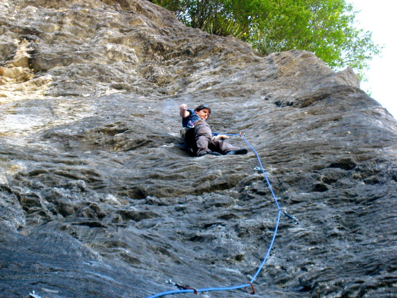 Rock Climbing Photo: Temples of Stone