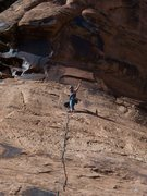 Rock Climbing Photo: moab