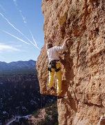 Rock Climbing Photo: Tristan Hechtel on Funkdemental.
