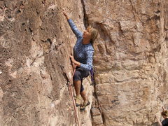 Rock Climbing Photo: Stone of I.