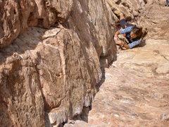 Rock Climbing Photo: Cheers.