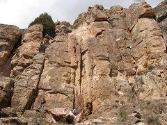 Rock Climbing Photo: Alexi's.