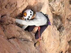 Rock Climbing Photo: More nice jams!