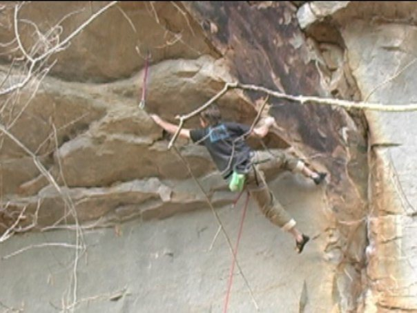 Rock Climbing Photo: Mr. Adam Ermatinger