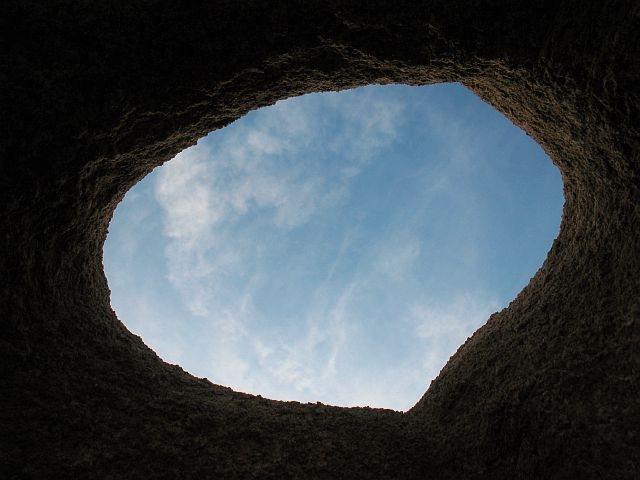 Window to the World, Joshua Tree NP