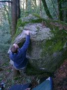 Rock Climbing Photo: Trevor