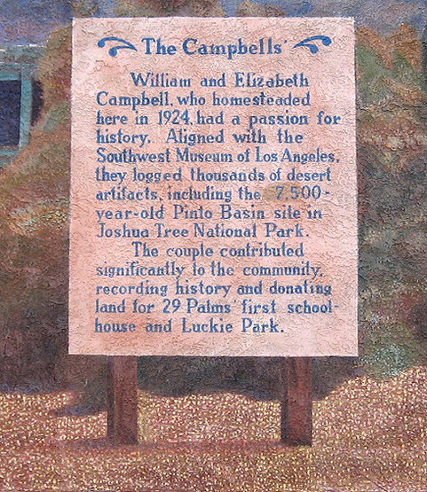 Campbells' Story.<br> Photo by Blitzo.
