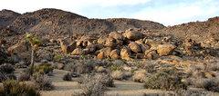 Rock Climbing Photo: Boulders. Photo by Blitzo.