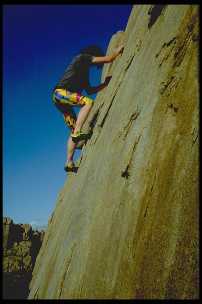 Rock Climbing Photo: Bouldering at Creve Coeur