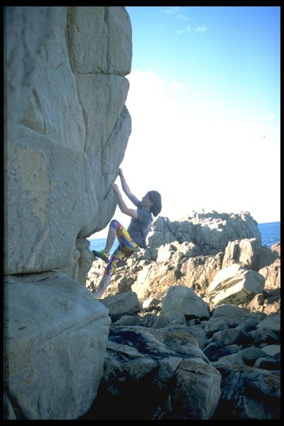Bouldering at Creve Coeur
