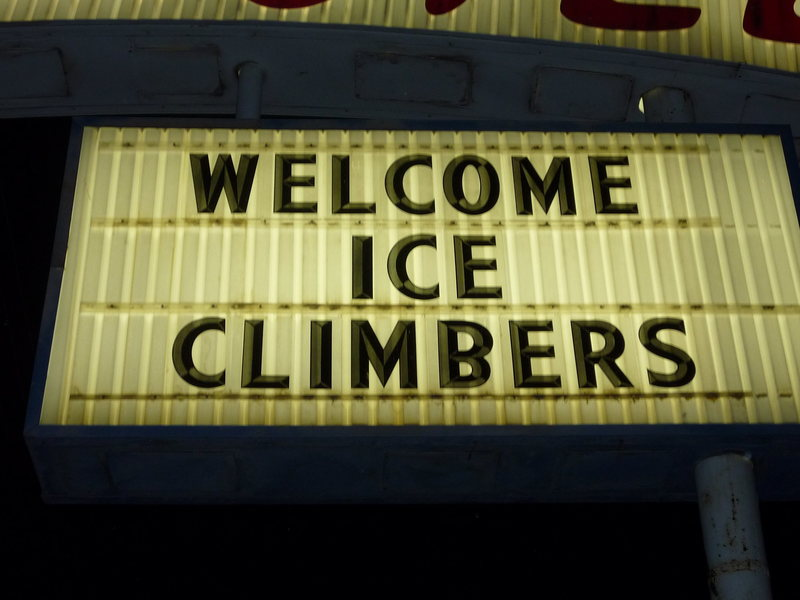 Rock Climbing Photo: Welcome.