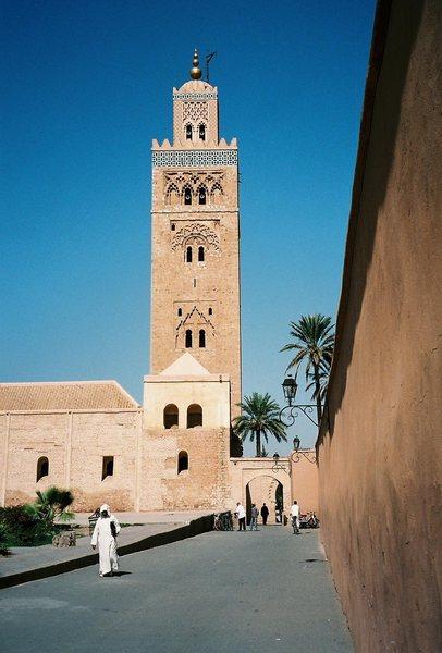 Rock Climbing Photo: Marrakesh