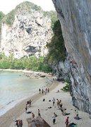 Rock Climbing Photo: Ton Sai