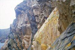 Rock Climbing Photo: Joanne on Grass Trip