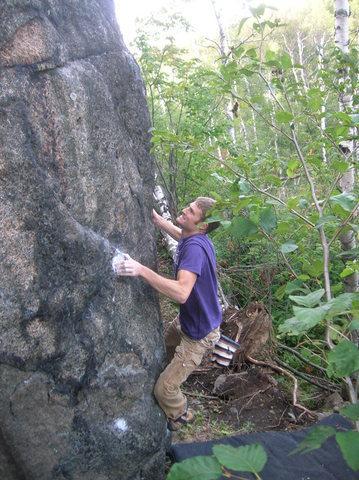 Rock Climbing Photo: South Little Foxx